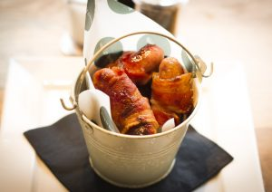 Sticky Pigs In Blankets