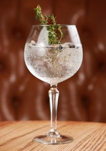 The Ring O'Bells Gin & Tonic