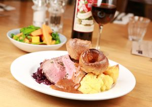 The Ring O'Bells Sunday Roast